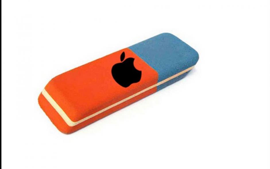 El nuevo Apple Pencil fue uno de los principales accesorios del que se burlaron los internautas. (Foto: Twitter/@giokozuna)