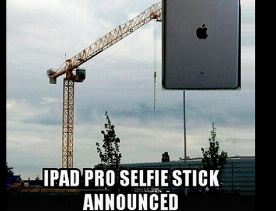 """Los productos de Apple fueron blanco de """"memes"""" que circulan en las redes sociales. (Imagen: Twitter)"""