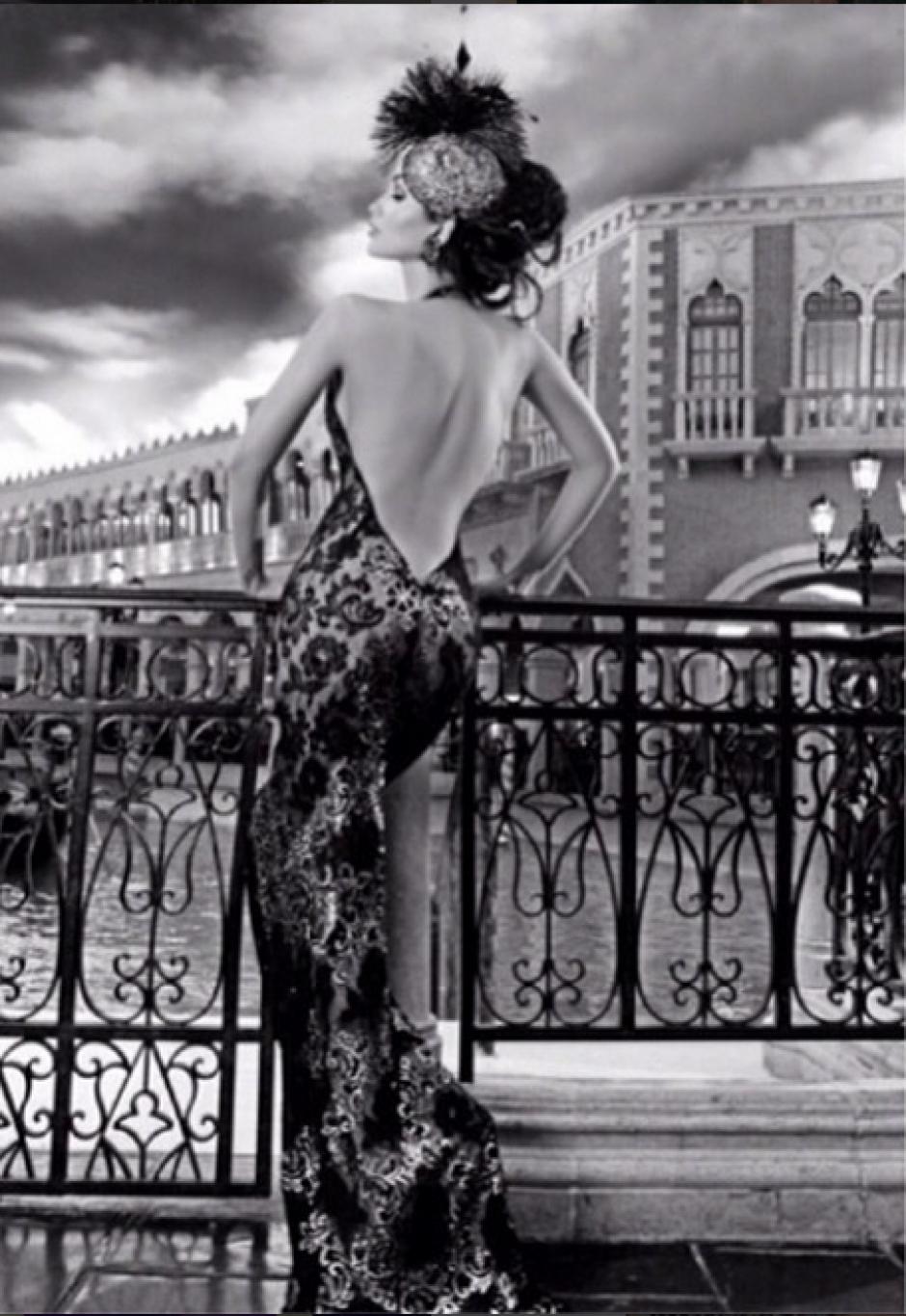 Elegante y seductora, Jamillette Gaxiola representará a Cuba en Miss Universo 2016