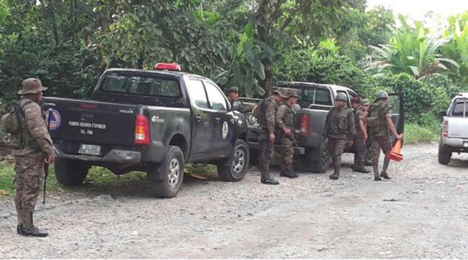 En cinco días fue localizada la ciudadana alemana que se perdió en las montañas delCerro Pecul, en Zunil, Quetzaltenango. (Foto: Conred)