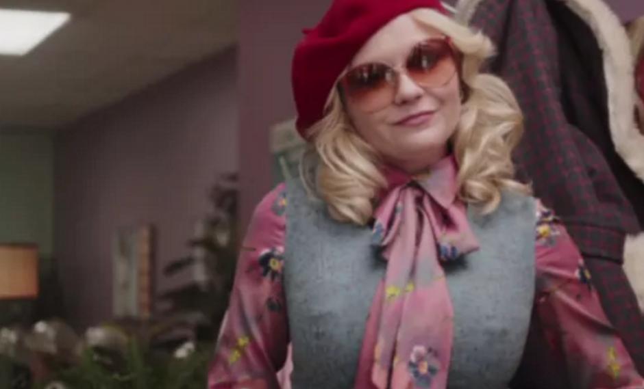 Kirsten Dunst debutó en un cortometraje de Woody Allen y actualmente tiene 33 años