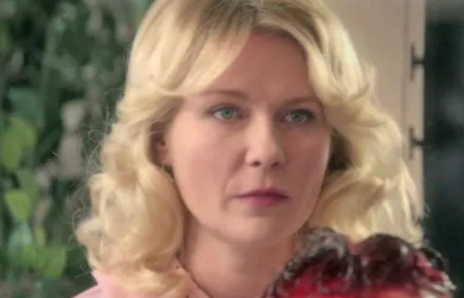 """Kirsten, recordada por su papel de Mary Jane Watson, subió más de 40 libras para ser """"Peggy"""" en Fargo"""
