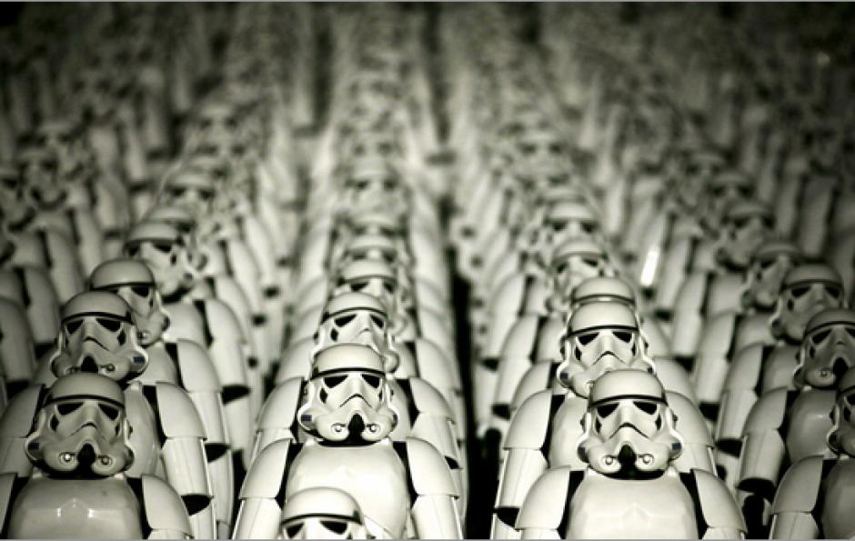 Star Wars VII se estrenará en Hollywood en diciembre, pero todavía no se ha confirmado fecha en los cines chinos. (Foto: emol.com)