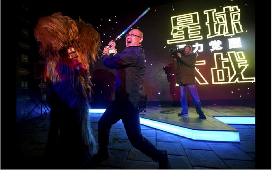 La cinta se estrenará en Hollywood en diciembre, pero todavía no se ha confirmado fecha en los cines de China. (Foto: emol.com)