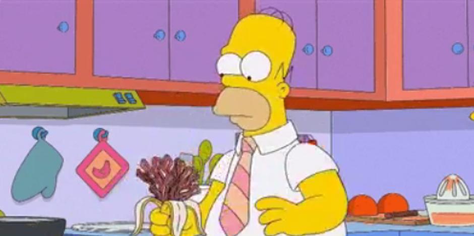 Los memes con la imagen de Homero fueron populares en las redes sociales. (Foto: Twitter)