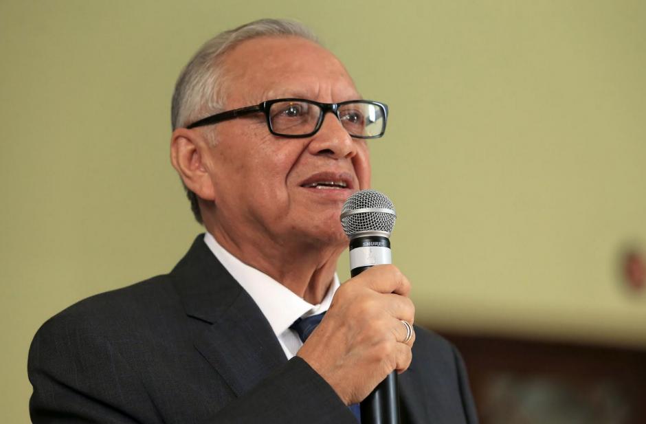 El presidente Maldonado explicó que se mantiene en análisis varias plazas dentro del Gobierno. (Foto: Presidencia)