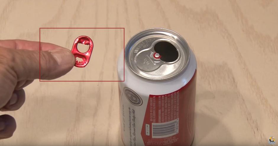 Es necesario buscar una lata de aluminio para colocarla en el router. (Foto: YouTube)