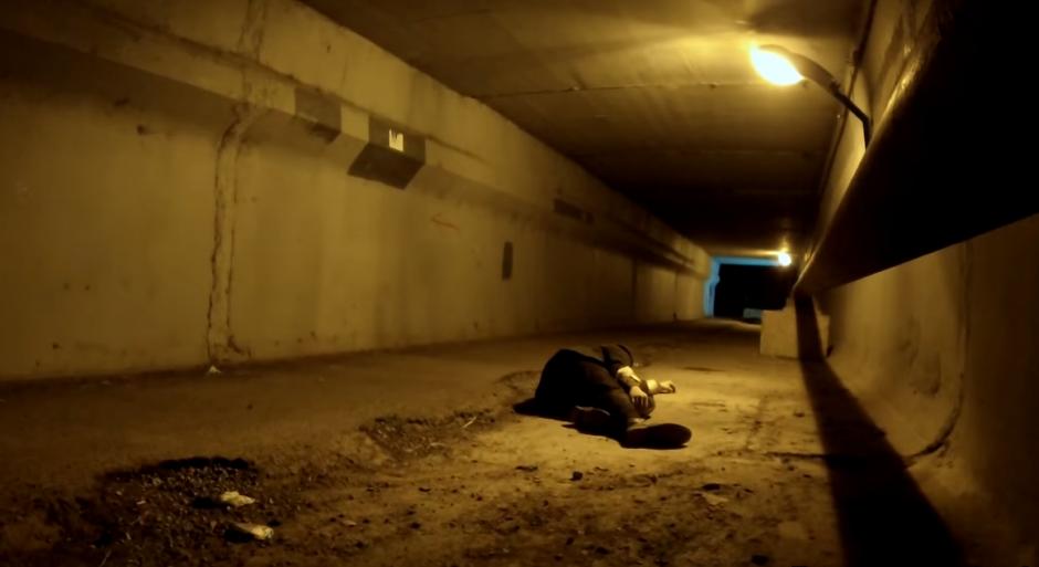 El video de los muertes vivientes se mueve en las redes sociales. (Foto: YouTube)