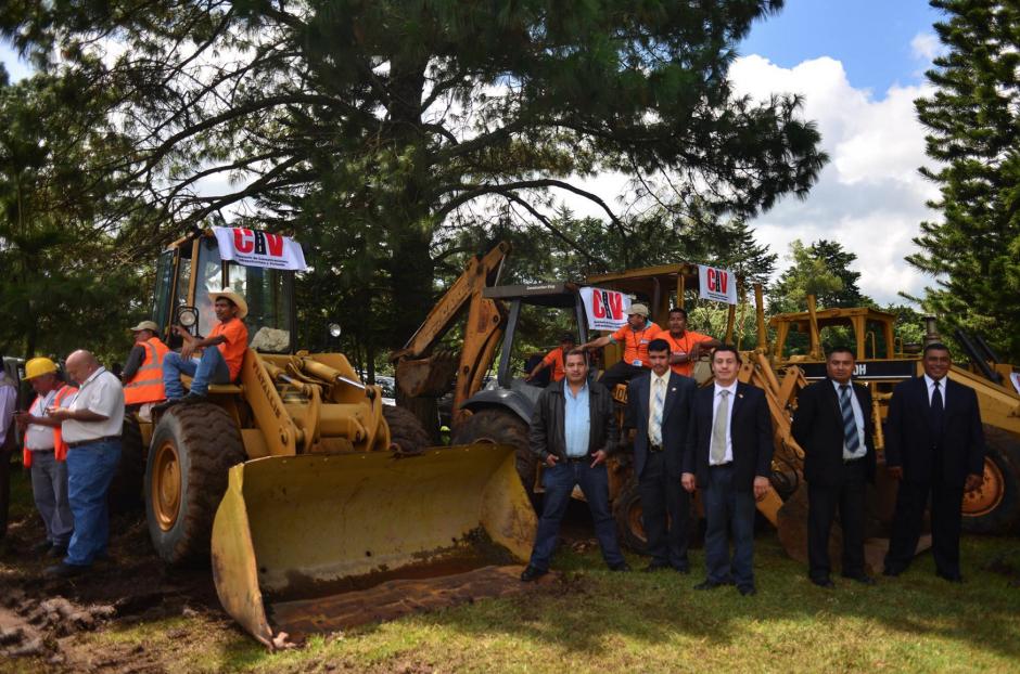 La construcción ser realizará con maquinaria de los Ministerios de Comunicaciones y de Defensa. (Foto: Jesús Alfonso/Soy502)