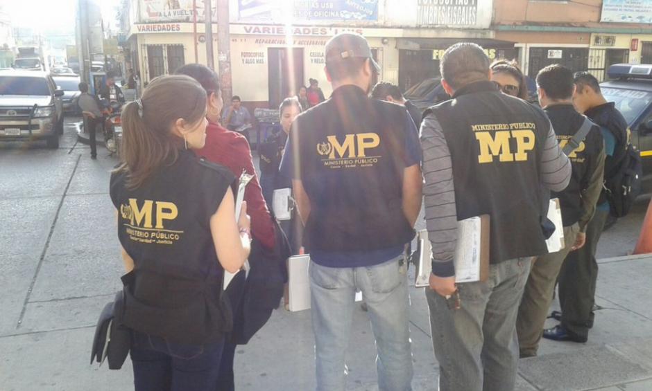 Los fiscales del MP realizan operativos esta mañana contra la explotación sexual y trata de personas. (Foto: EFE)