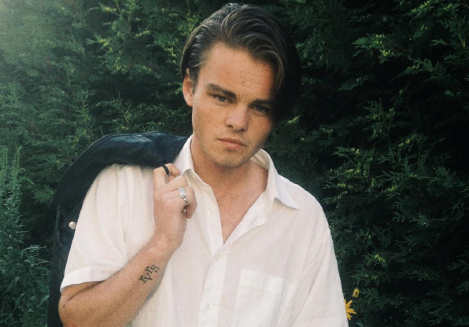 Aunque Konrad Annerud tiene aspecto de chico malo, su rostro ya ha dado la vuelta al mundo. (Foto: Instagram)
