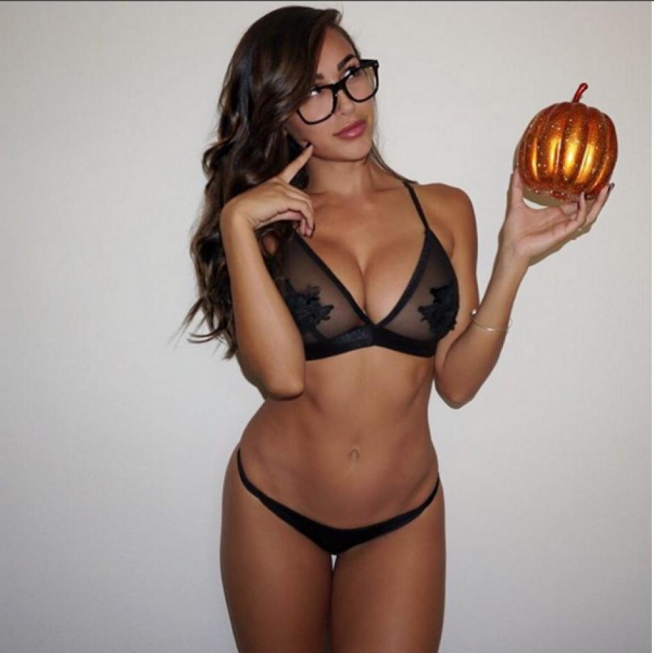 Ana Cheri será la última mujer que posará desnuda para Playboy.(Foto: Instagram Ana Rechi)