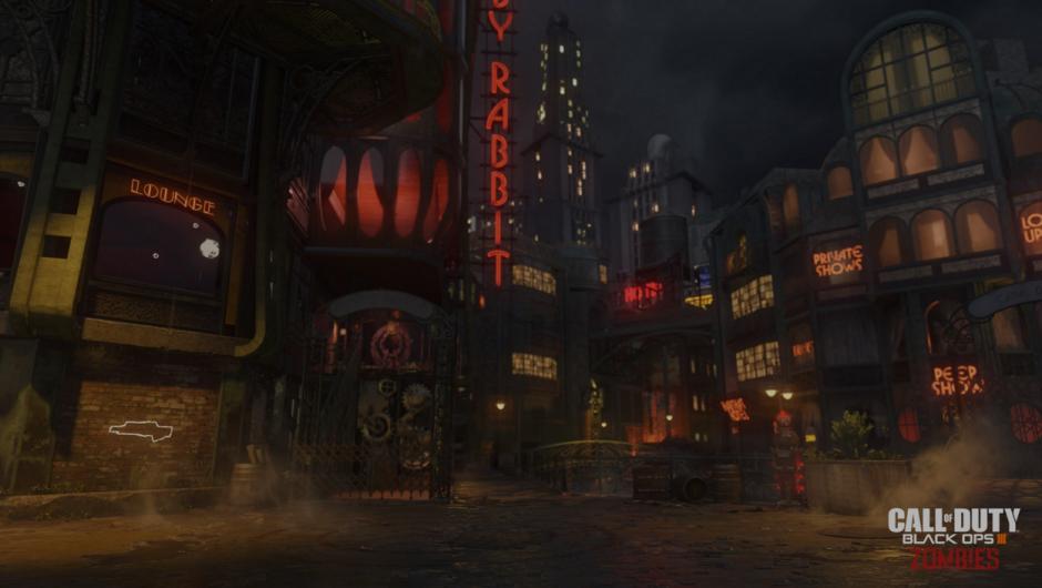 "Decenas de fanáticos a la espera de poder adquirir el videojuego ""Call of Duty: Black Ops III"". (Foto: Call of Duty)"