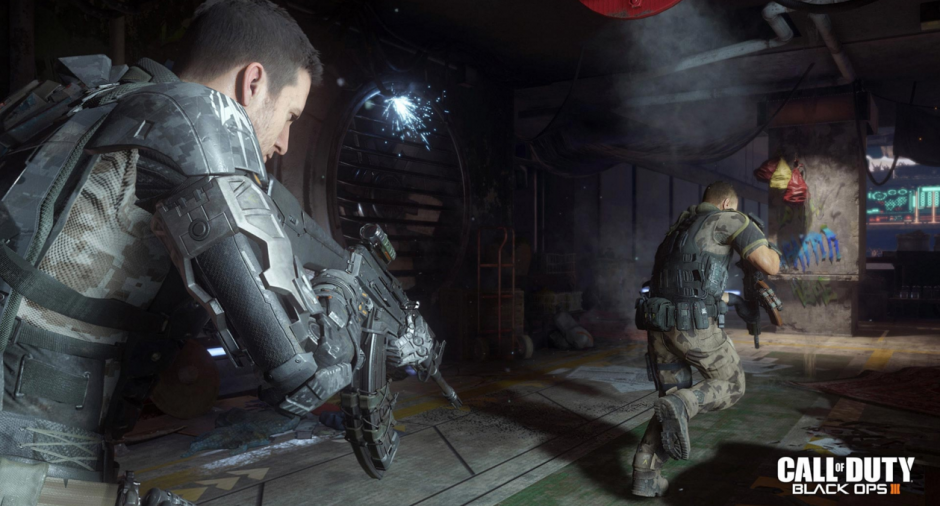 """""""Call of Duty: Black Ops III"""" promete ser la más oscura de su historia y se pone ya a la venta en todo el mundo. (Foto: Call of Duty)"""