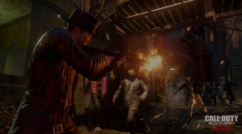 """Acción y tiros en primera persona: la fórmula magistral del decimosegundo """"Call of Duty"""". (Foto: Call of Duty)"""