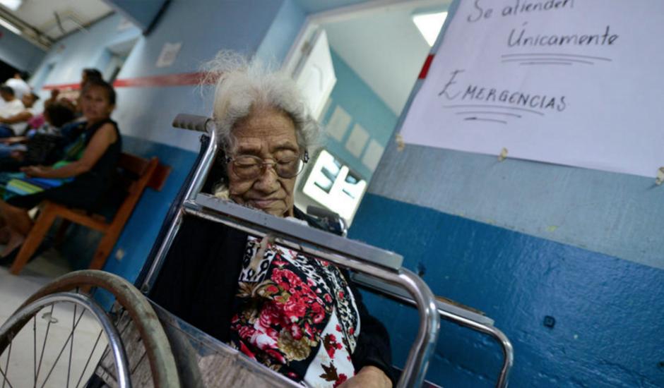 La crisis en Salud podría terminar este viernes con el traslado de recursos que se realizará este miércoles. (Foto: Wilder López/Soy502)