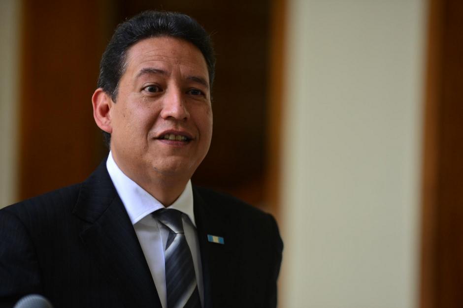 El Ministro de Salud aseguró que el viernes ya tendría los insumos necesarios en los hospitales. (Foto: Wilder López/Soy502)