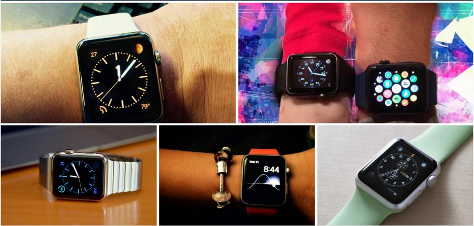 El Apple Watch entre las tendencias de compra para Navidad. (Foto:ibmwatsontrend)