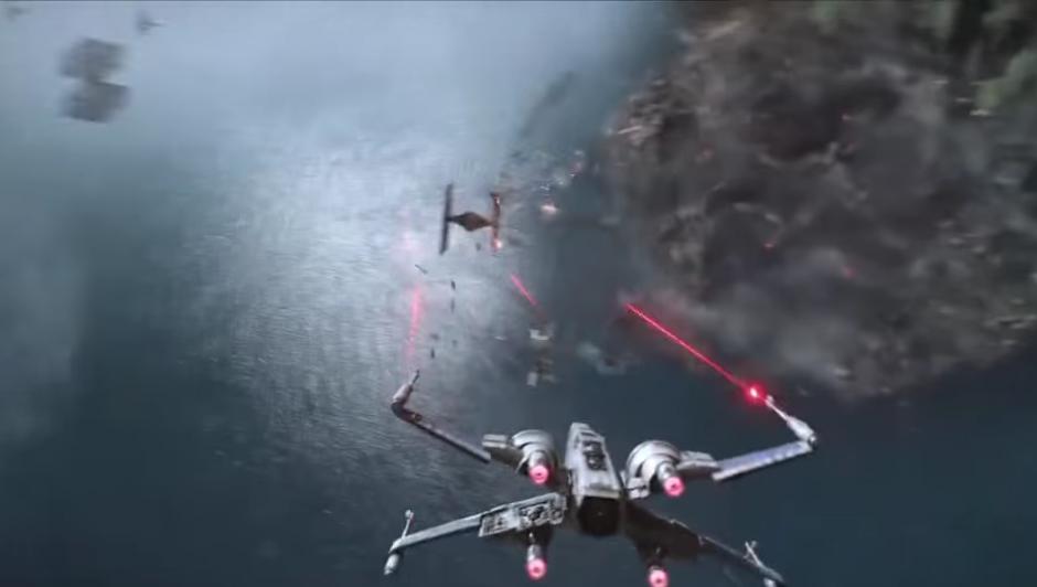 El próximo 18 de diciembre se estrena la nueva película de la saga Star Wars.(Imagen: Facebook / Star Wars Latan)