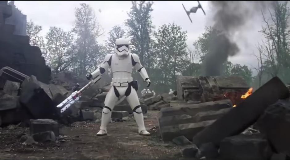 Los fanáticos esperan ansiosos por la nueva cinta de la saga de Star Wars. (Imagen:Facebook/ StarWars.Latam)