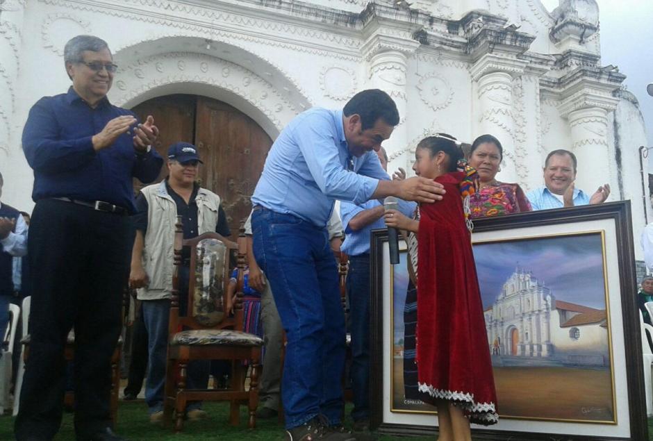 El presidente electo, jimmy Morales, realizó una gira por la mayoría de departamentos del país para luego emprender un viaje por la región. (Foto: Equipo de comunicación de Jimmy Morales)
