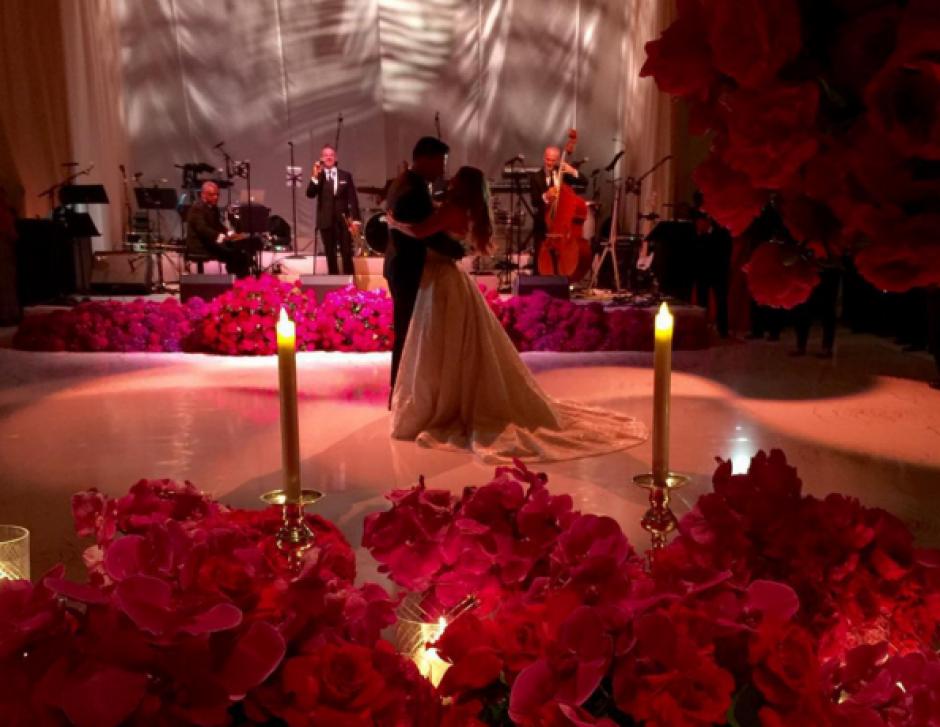Sofía Vergara y Joe Manganiello bailan en su boda. (Foto: Instagram/Sofía Vergara)