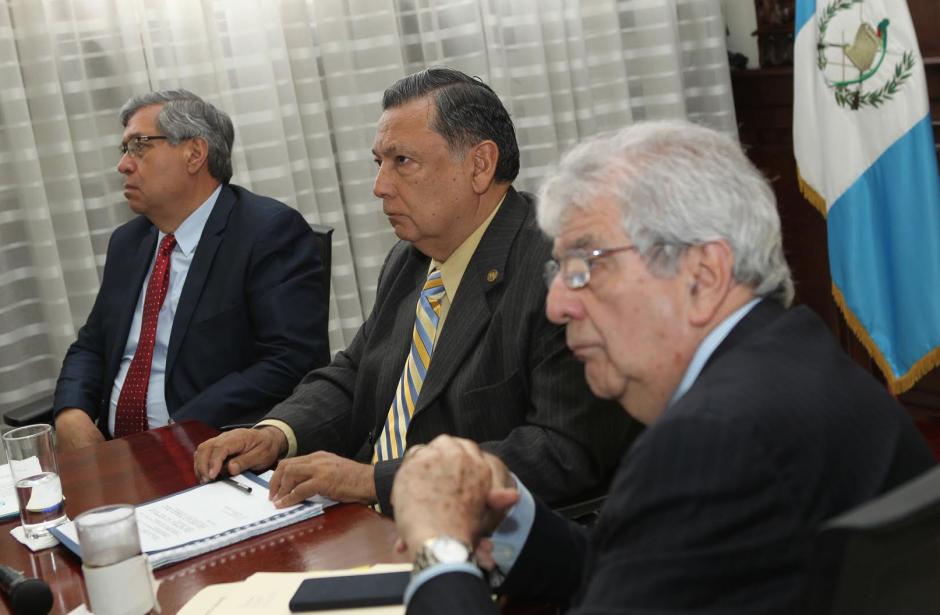 Los exvicepresidente fueron convocados por su experiencia en procesos de transición anteriores. (Foto: Presidencia)