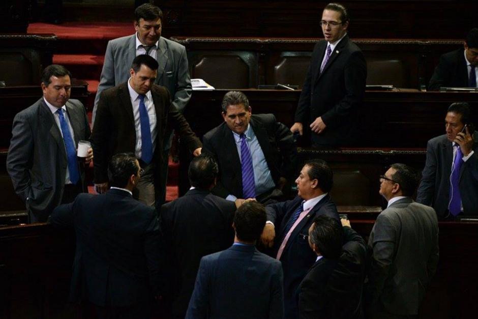 A pesar de que se dieron intentos de lograr acuerdos, los diputados no hicieron ningún avance. (Foto: Wilder López/Soy502)