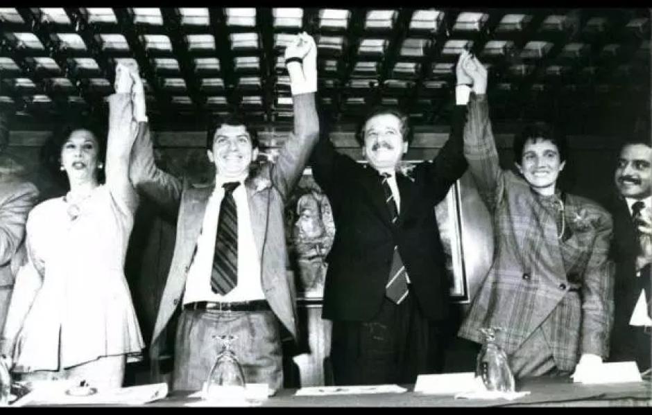 César Gaviria, Presidente de Colombia entre 1990 y 1994 ganó las elecciones luego del asesinato de Luis Carlos Galán. Después de su paso por la presidencia y hasta el 2004 fue Secretario General de la Organización de los Estados Americanos. (Foto:hipertextual.com)