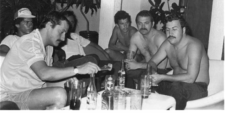 Gustavo de Jesús Gaviria, primo hermano de Pablo Escobar y el segundo hombre del Cartel de Medellín. Su muerte causó inestabilidad y respuesta del crimen organizado. (Foto:hipertextual.com)
