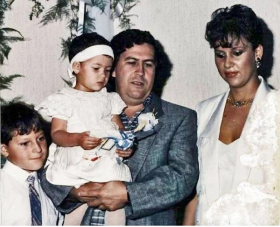 Tata Escobar, aparentemente lo apoyaba en todo, su verdadero nombre es Victoria Henao Vallejo. (Foto:hipertextual.com)