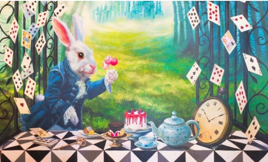 Hoy hace 150 años se publicó por primera vezAlice's Adventures in Wonderland(Las aventuras de Alicia en el país de las maravillas).(Foto: enchanted_fairy / Shutterstock.com