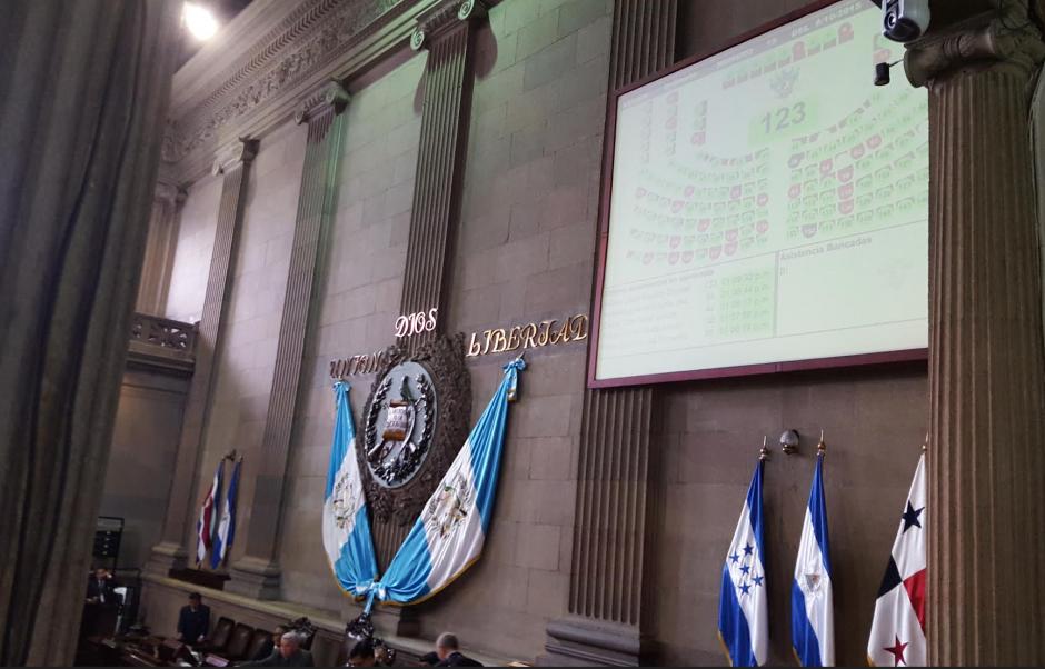 La Junta Directiva convocó a sesiones para el sábado y el próximo lunes. (Foto: Soy502)