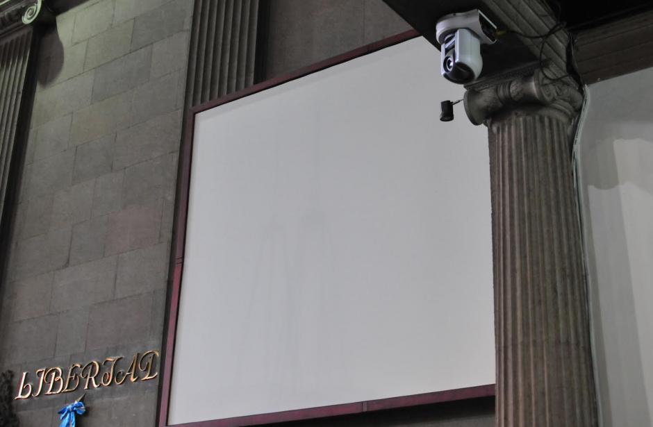 El sistema electrónico, que permite que los diputados voten rápido y fácil, volvió a fallar. (Foto: Alejandro Balán/Soy502)