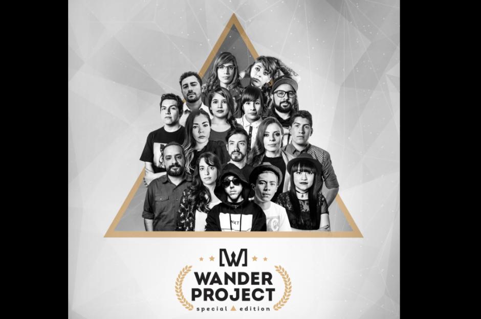 """Artistas visuales, ilustradores y fotógrafos guatemaltecos se unen en el """"Wander Project"""" para intervenir zapatos artesanales de la firma """"Wanderlust Wear"""". (Foto: Wanderlust Wear)"""