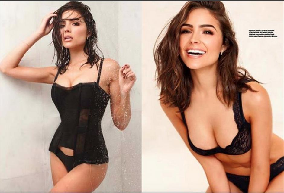 La bella y sensual, Olivia Culpo, hace arder la redes con sus fotos.