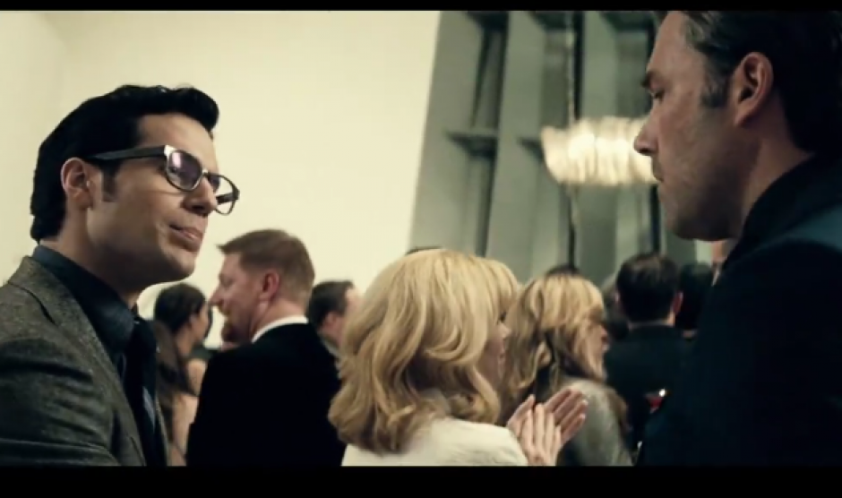 Bruce Wayne y Clark Kent se encuentran cara a cara.(YouTube/Warner)