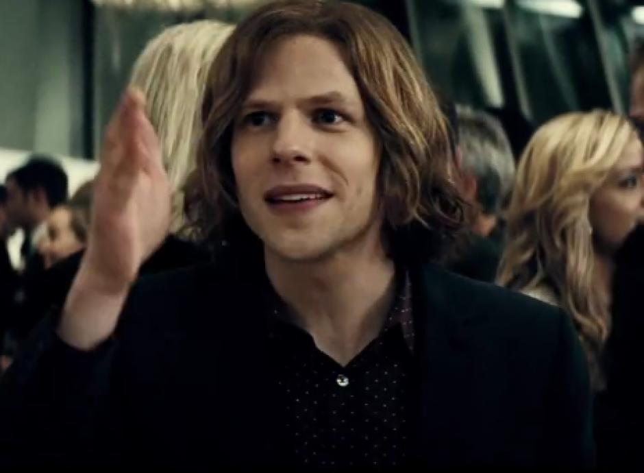 Lex Luthor, el archirrival de Superman, hace de las suyas otra vez.(YouTube/Warner)