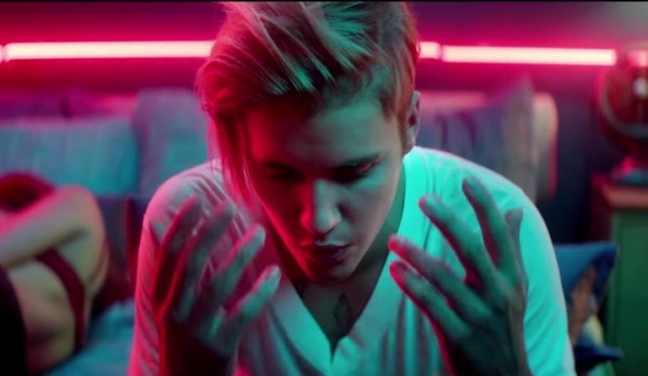 Justin Bieber con el temaWhat Do You Mean, encabeza la lista. (Imagen YouTube/ Justin Bieber)