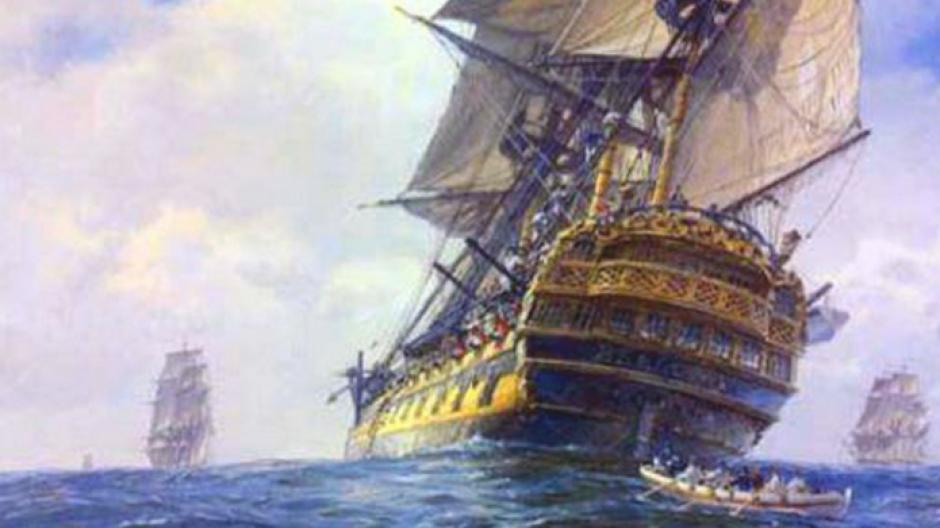 Colombia halla el galeón San José, un barco español hundido a principios del XVIII. (Foto: El Espectador)