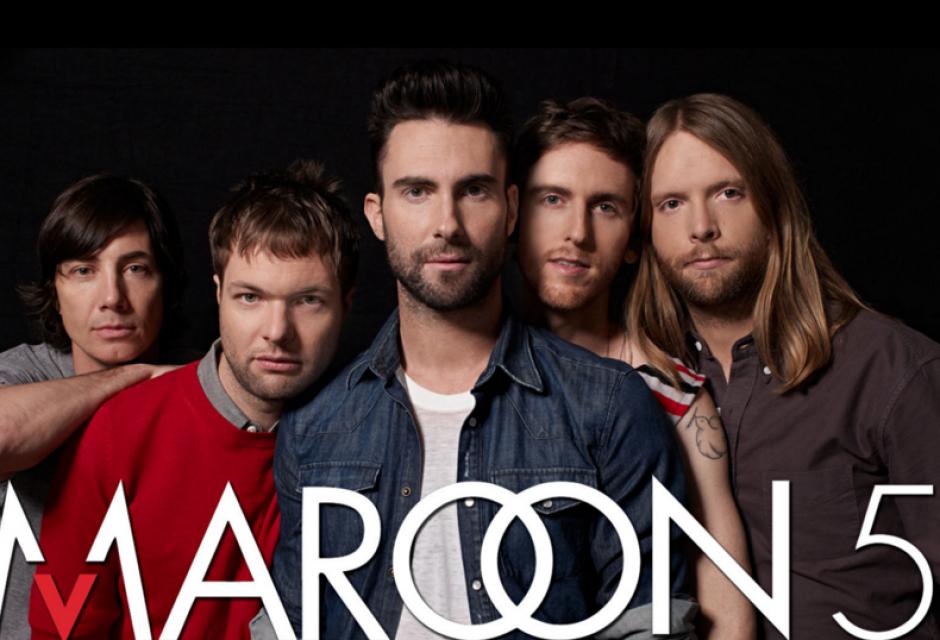 Tres de los cinco integrantes de Maroon 5 están en Guatemala desde el viernes. (Foto: www.993thebuzz.com)
