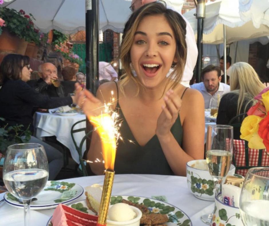 Miss California es hija del rapero ecuatoriano Gerardo Mejía. (Foto: twitter)
