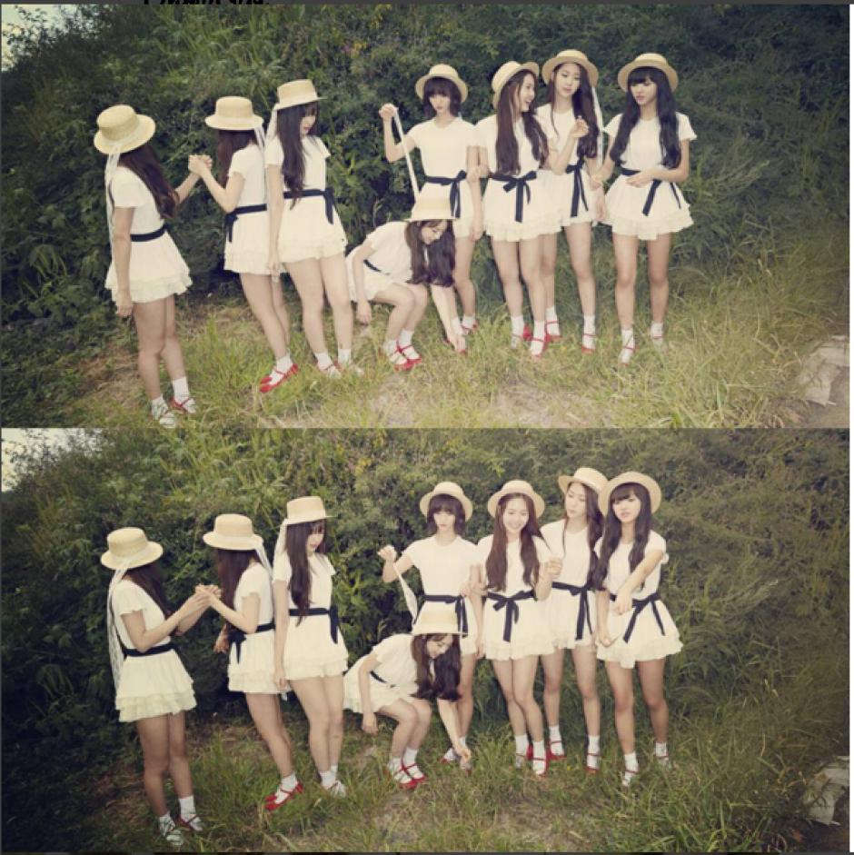 Las cantantes perdieron varias citas que tenían en Corea debido al inconveniente en Los Ángeles.(Foto: Instagram Oh my girl)