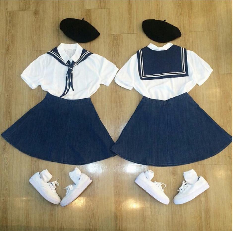 Este es uno de los vestuarios que utilizan las chicas durante sus presentaciones.(Foto: Instagram Oh my girl)