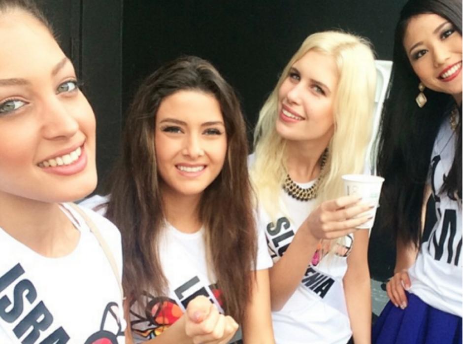 Una selfie de Mis Líbano es otra de las más buscadas en Google. (Foto: Google)