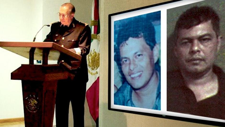 """Confirma la muerte de """"El Tísico"""" el fundador del cartel La familia Michoacana. (Foto: Twitter/@EjeCentral/Twitter9"""