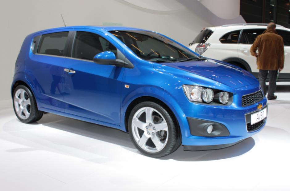 En México según la revista Forbes el auto más vendido fue en 2015 el Chevrolet Aveo con 51 mil 531 unidades. (Foto: automodels.net)