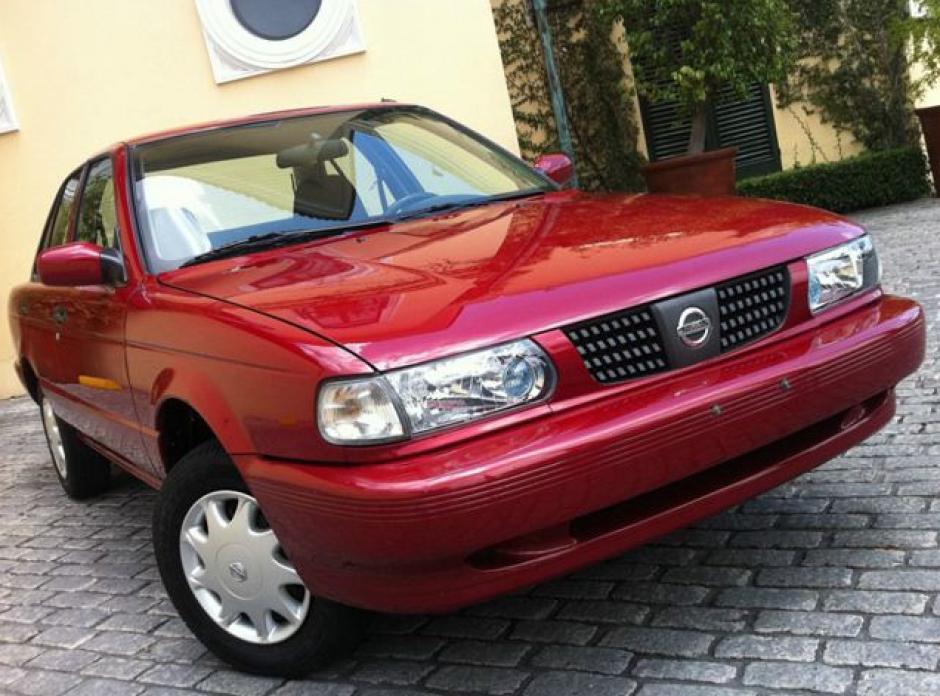 Los Nissan Tsuru con 36 mil 282 ocupa el cuarto lugar en México de los carros más vendidos. (Foto: www.carbuzz.com)