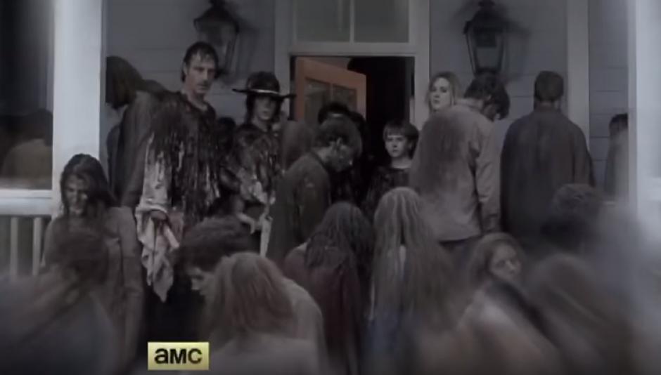 """La segunda parte de la sexta temporada de """"The Walking Dead"""" inicia el 14 de febrero. (Imagen: YouTube/TheWalkingNews)"""