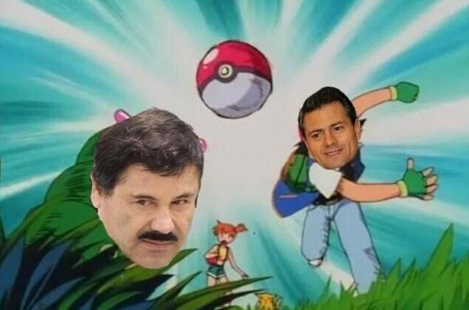 Los memes sobre la captura del Chapo en México no se hicieron esperar. (Foto: Twitter/@Compiollita)